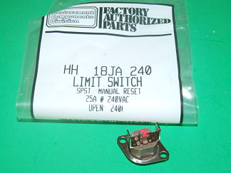 how to fix open limit switch on furnace