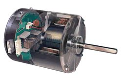 Air conditioning heating source home page for Emerson ultratech variable speed motor